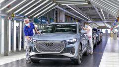 Audi: la roadmap per il passaggio a una gamma full electric