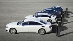Audi: le ibride plug-in diventeranno ancora di più con l'ingresso di A3, Q3 e Q8