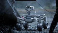 Audi Lunar Quattro: il meglio della tecnologia Audi