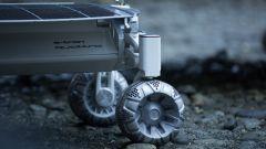 Audi Lunar Quattro: soli 30 kg di peso grazie all'uso dell'alluminio