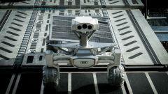 Audi Lunar Quattro: trazione integrale e tecnologia Audi e-tron