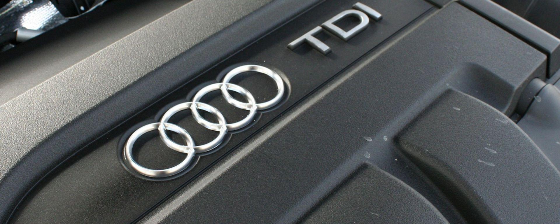Audi, maxi richiamo per modelli V6 e V8 TDI