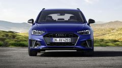 Audi MY 2022: A4, visuale frontale