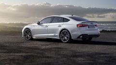 Audi MY 2022: A5, visuale di 3/4 posteriore