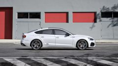Audi MY 2022: A5, visuale laterale