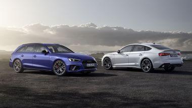 Audi MY 2022: le nuove Audi A4 e A5