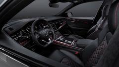 Audi MY 2022: Q7, visuale del posto guida
