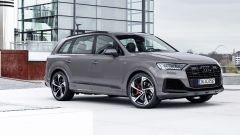 Audi MY 2022: Q7, visuale di 374 anteriore