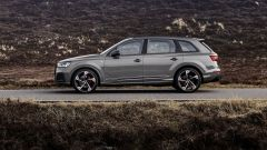 Audi MY 2022: Q7, visuale laterale