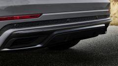 Audi MY 2022: Q8, diffusore posteriore in carbonio