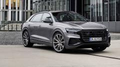 Audi MY 2022: Q8, visuale di 3/4 anteriore