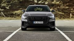 Audi MY 2022: Q8, visuale frontale