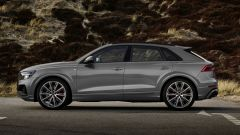 Audi MY 2022: Q8, visuale laterale