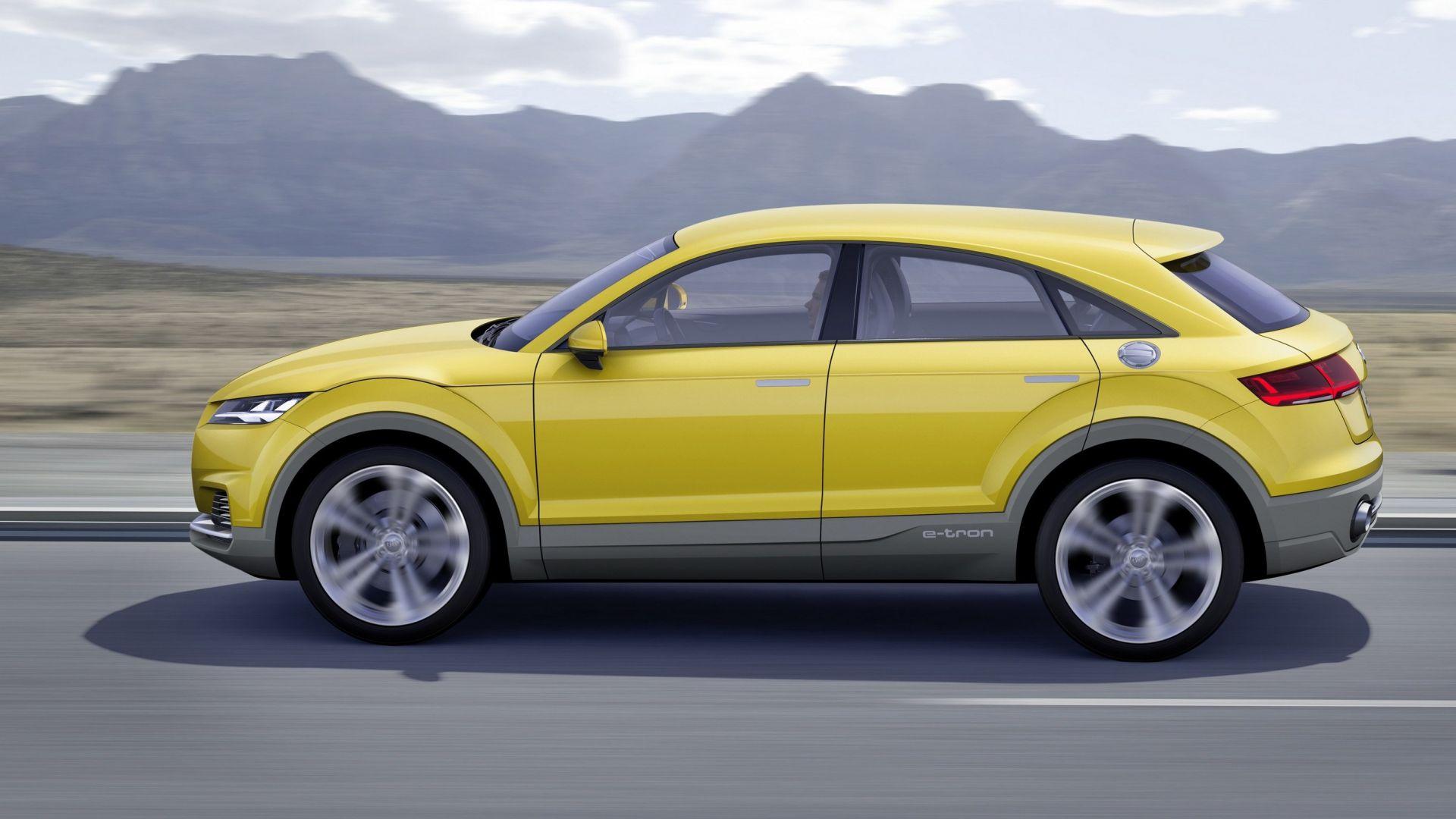 Novità auto: Audi, nuovi suv nel futuro: nel 2019 arriverà ...