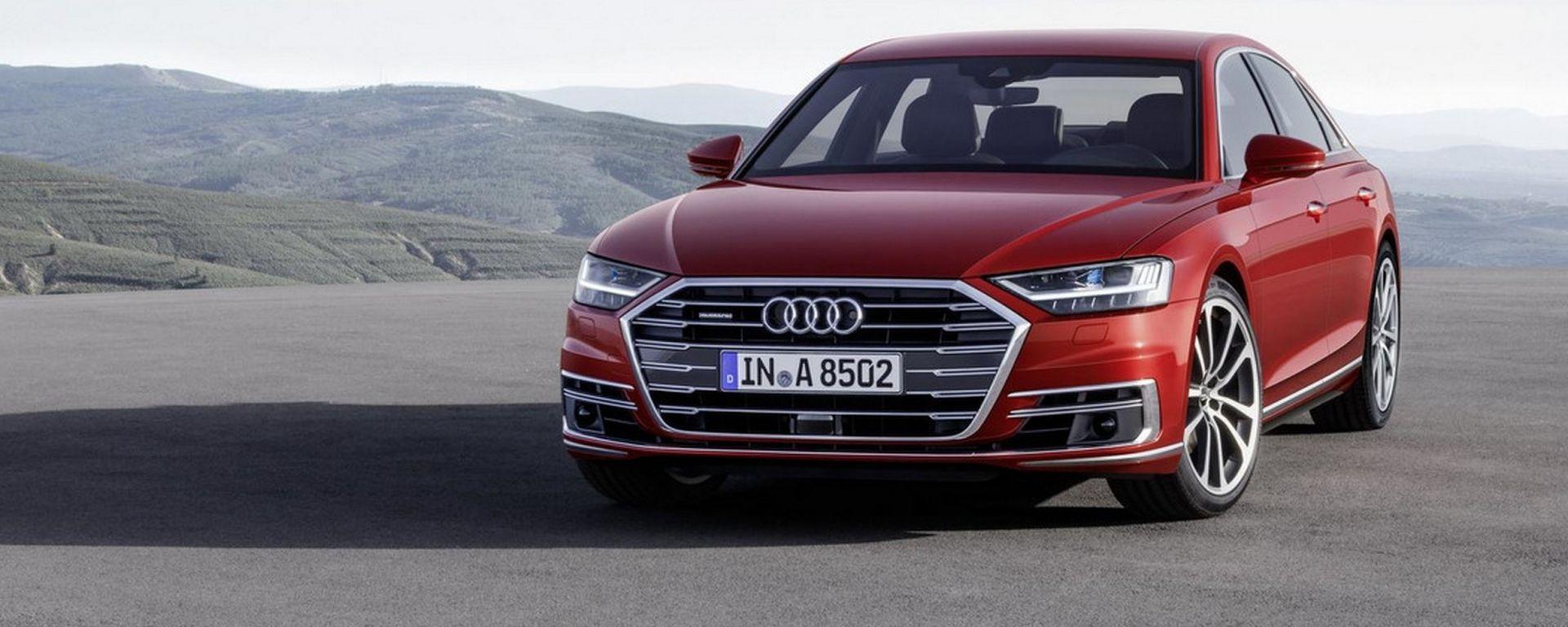 """Audi potrebbe abbandonare il design """"ripetitivo"""""""