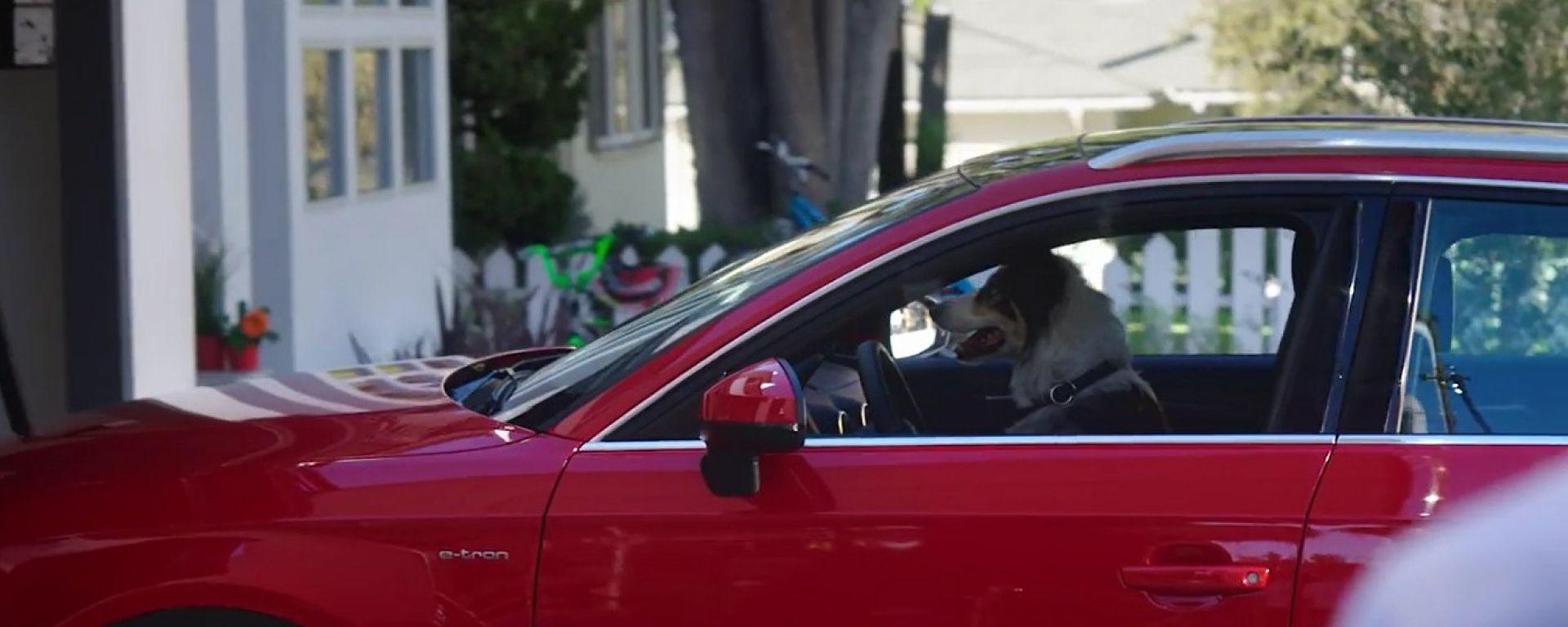 Audi: parcheggi e ricarica high tech