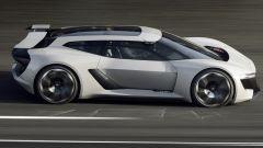Audi PB18 e-tron concept, supercar elettrica trimotore - Immagine: 4
