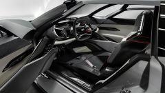 Audi PB18 e-tron concept, supercar elettrica trimotore - Immagine: 5