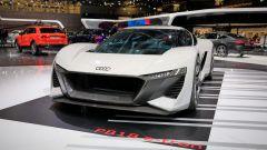 Audi PB18 e-tron concept, supercar elettrica trimotore - Immagine: 1