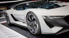 Audi PB18 e-tron concept, supercar elettrica trimotore - Immagine: 3