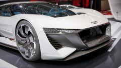 Audi PB18 e-tron concept, supercar elettrica trimotore - Immagine: 6
