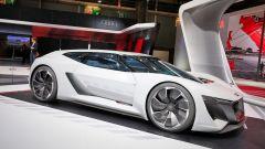 Audi PB18 e-tron concept, supercar elettrica trimotore - Immagine: 7