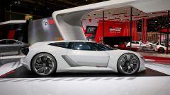 Audi PB18 e-tron concept, supercar elettrica trimotore - Immagine: 9