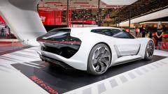 Audi PB18 e-tron concept, supercar elettrica trimotore - Immagine: 10