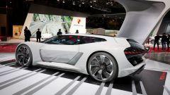 Audi PB18 e-tron concept, supercar elettrica trimotore - Immagine: 14