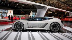 Audi PB18 e-tron concept, supercar elettrica trimotore - Immagine: 16