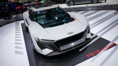 Audi PB18 e-tron concept, supercar elettrica trimotore - Immagine: 20