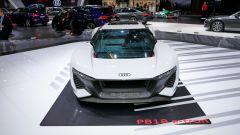 Audi PB18 e-tron concept, supercar elettrica trimotore - Immagine: 21