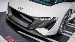 Audi PB18 e-tron concept, supercar elettrica trimotore - Immagine: 22