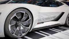 Audi PB18 e-tron concept, supercar elettrica trimotore - Immagine: 25