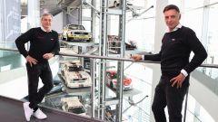 Audi presenta il suo Team Dakar 2022: Carlos Sainz, Lucas Cruz