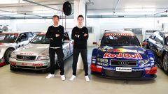 Audi presenta il suo Team Dakar 2022: Mattias Ekström, Emil Bergkvist