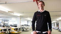 Audi presenta il suo Team Dakar 2022: Mattias Ekström