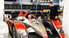 Audi presenta il suo Team Dakar 2022: Stéphane Peterhansel, Edouard Boulanger