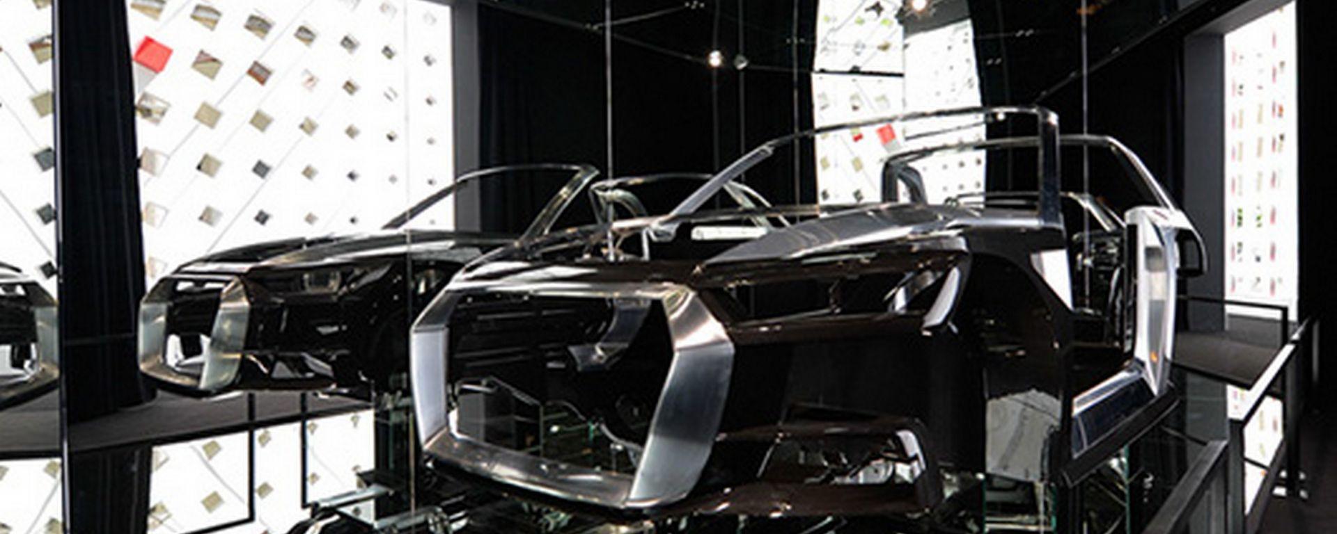 Audi primarchitettura