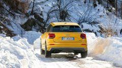 AUDI Q2 2.0 TDI S-TRONIC QUATTRO SPORT Nella neve