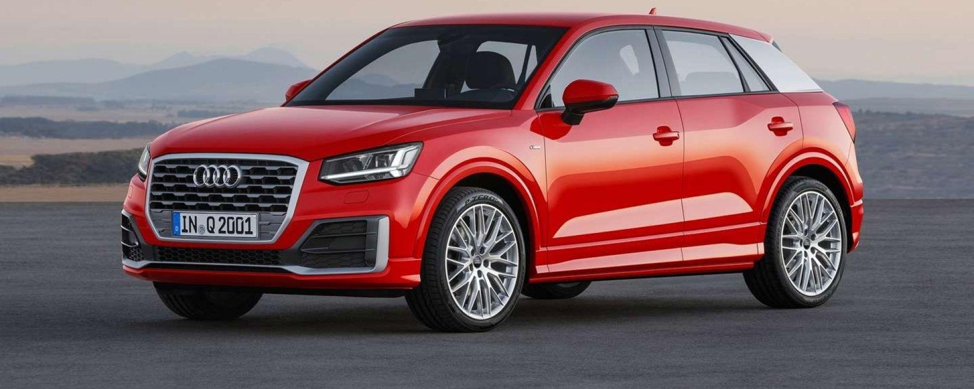 Nuova Audi Q2: il 1.5 TFSI da 150 CV è qui