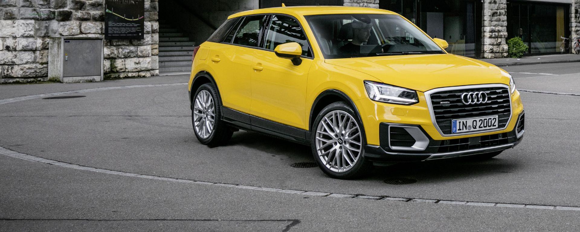 Audi Q2 Admired 2020