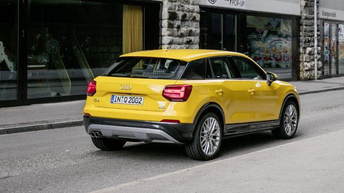 Audi Q2 Admired, dal 2020 nuovi contenuti
