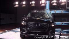 Audi Q2, cinque stelle nei crash test