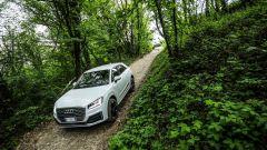 Audi Q2, ecco come va in fuoristrada