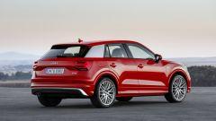 Audi Q2 al Salone di Ginevra 2016 - Immagine: 21