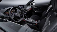 Audi Q2: gli interni