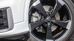 Audi Q2, i cerchi