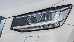 Audi Q2, i fari full led