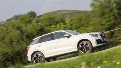 Audi Q2, il profilo